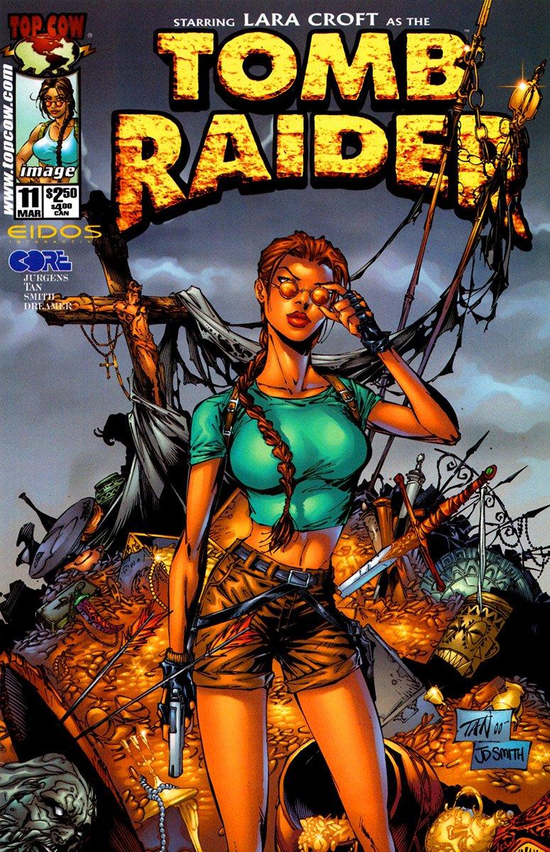 Tomb Raider 11 (March 2001)