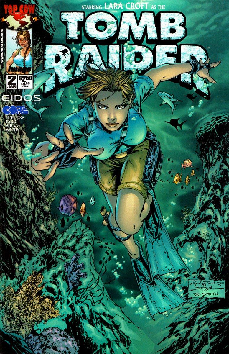 Tomb Raider 02 (January 2000)