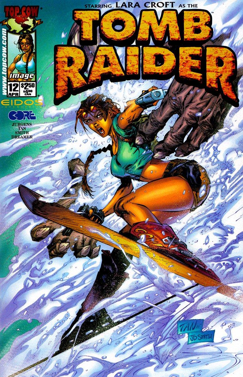 Tomb Raider 12 (April 2001)