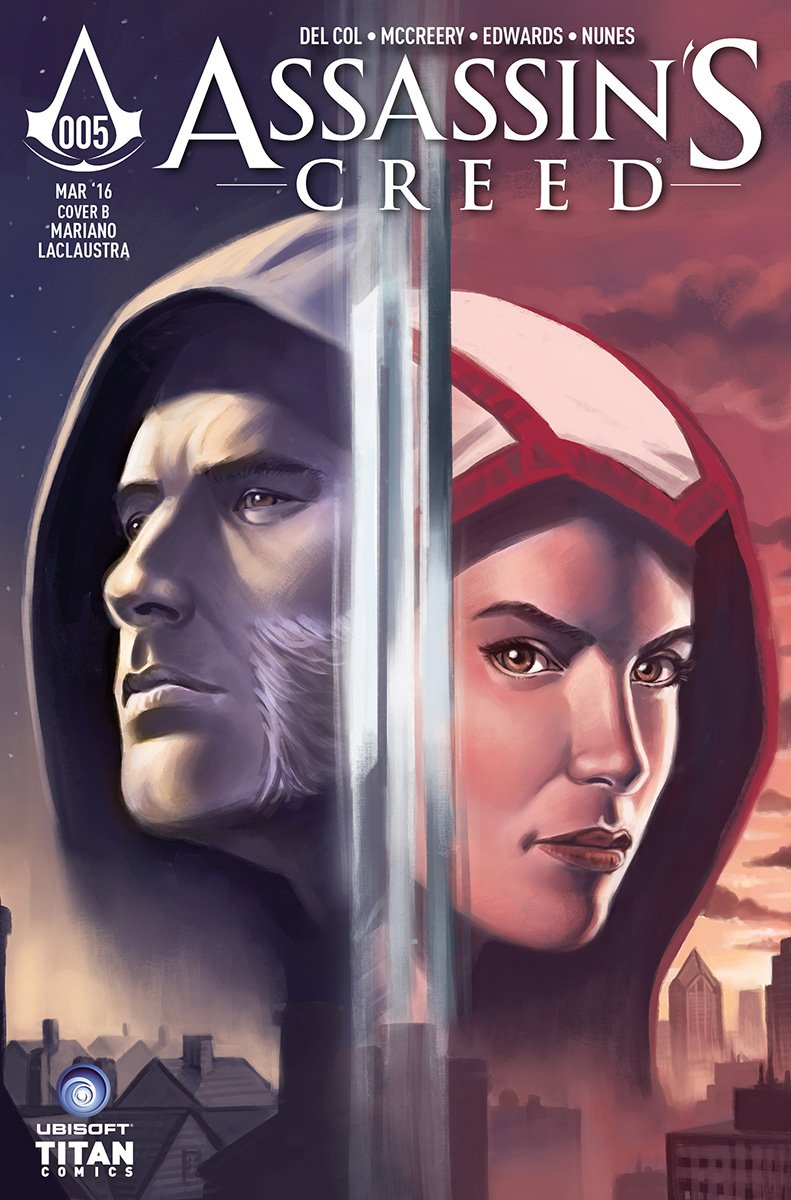 Assassin's Creed 005 (cover b) (March 2016)