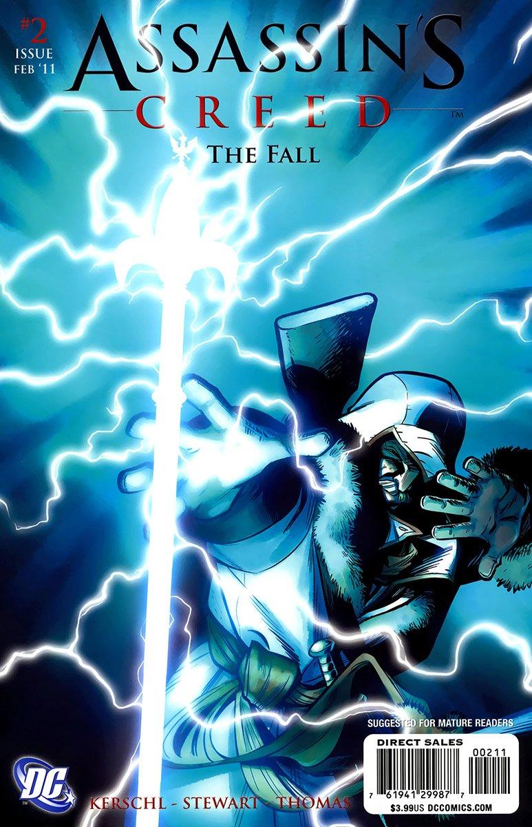 Assassin's Creed: The Fall 002 (February 2011)