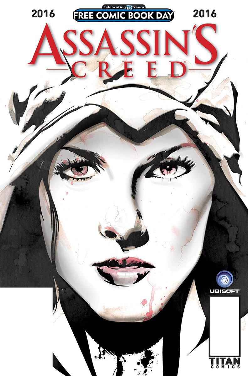 Assassin's Creed FCBD 2016 Edition