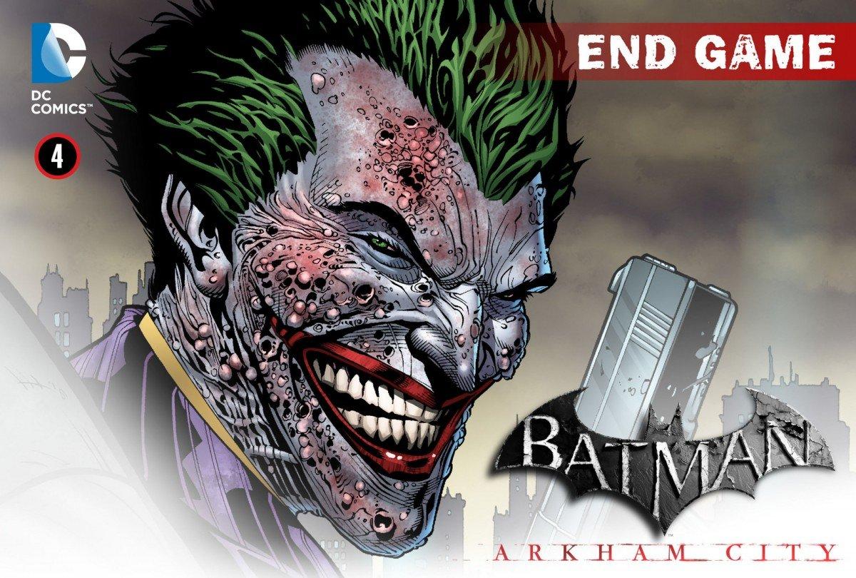 Batman: Arkham City End Game (chapters 4-6) (2012)