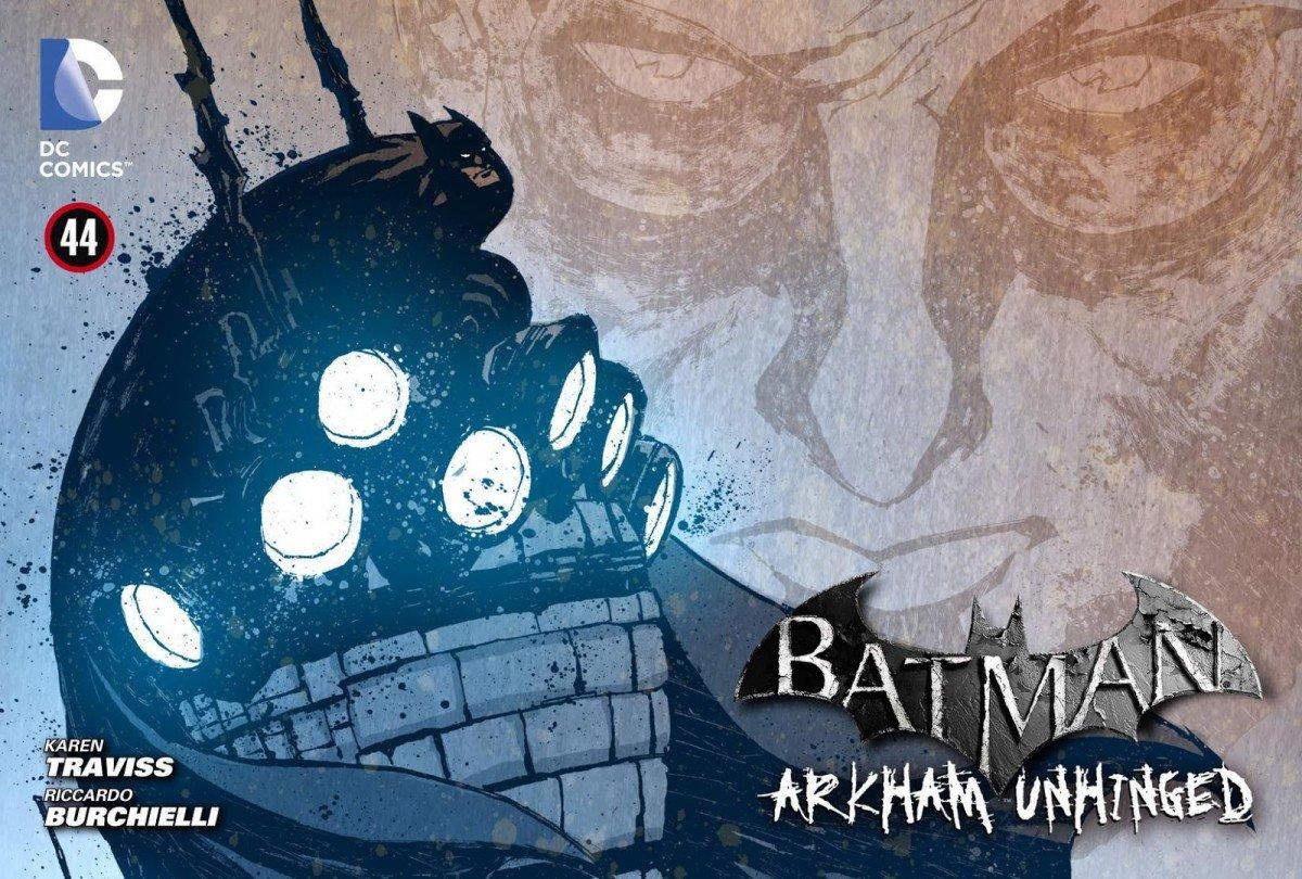 Batman: Arkham Unhinged 016 (chapter 44-46) (2012)