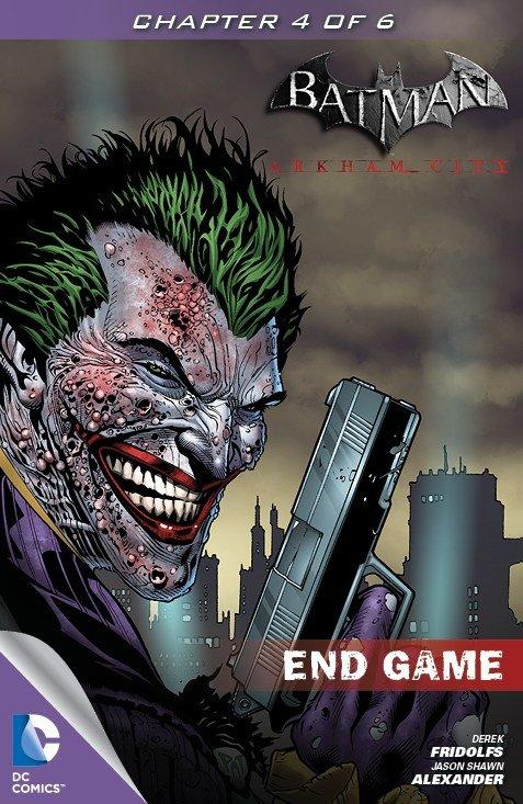Batman: Arkham City End Game (chapters 4-6 alt) (2012)