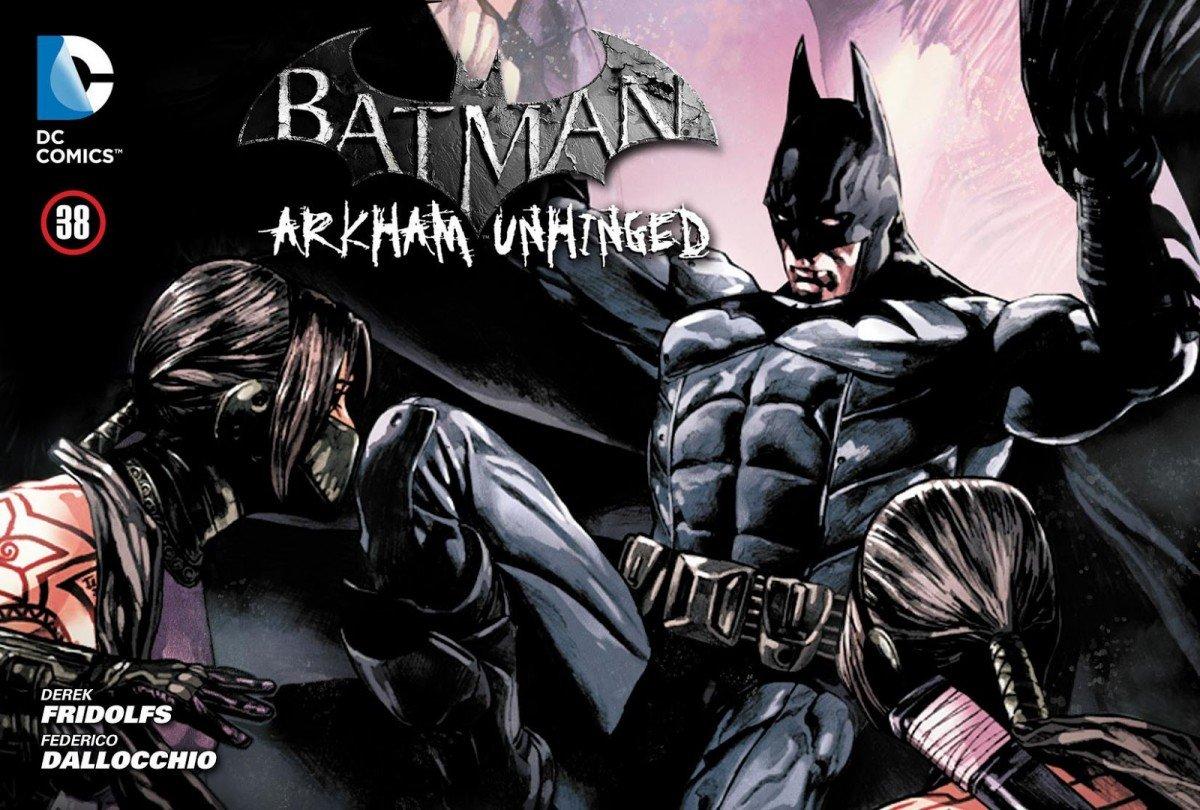 Batman: Arkham Unhinged 014 (chapter 38-40) (2012)