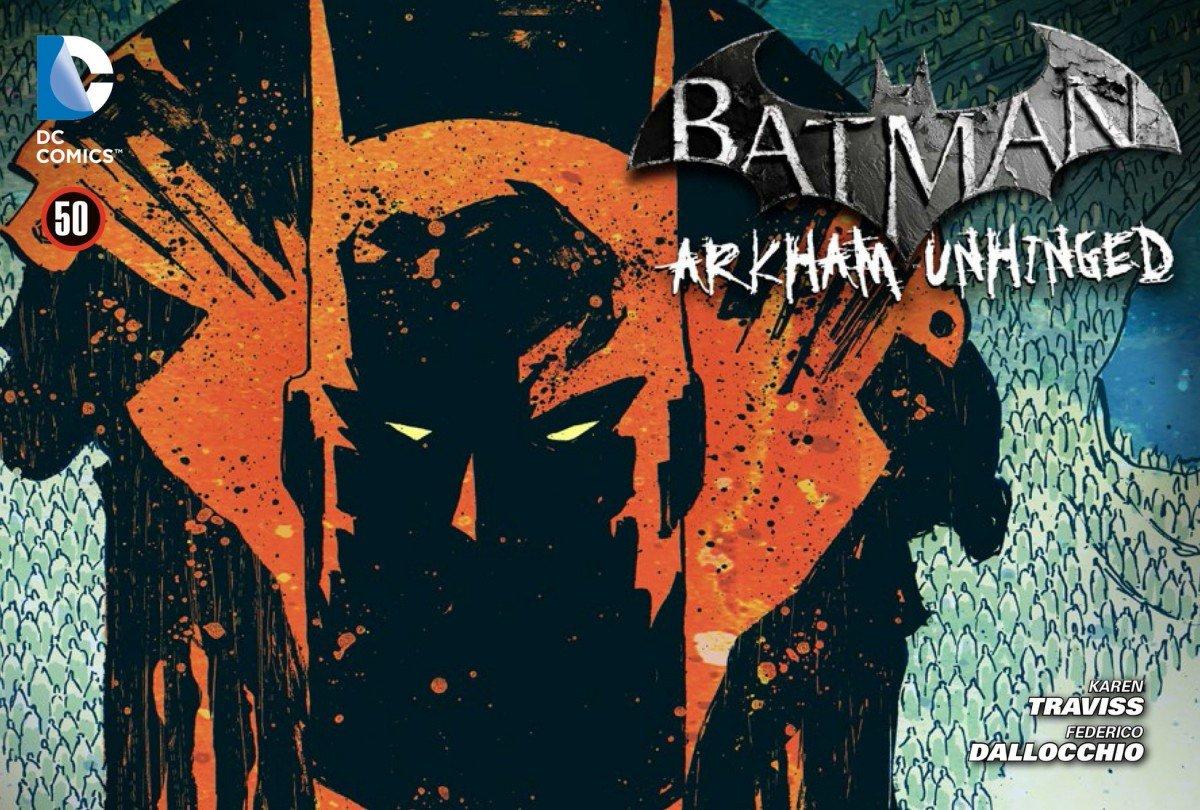 Batman: Arkham Unhinged 018 (chapter 50-52) (2012)