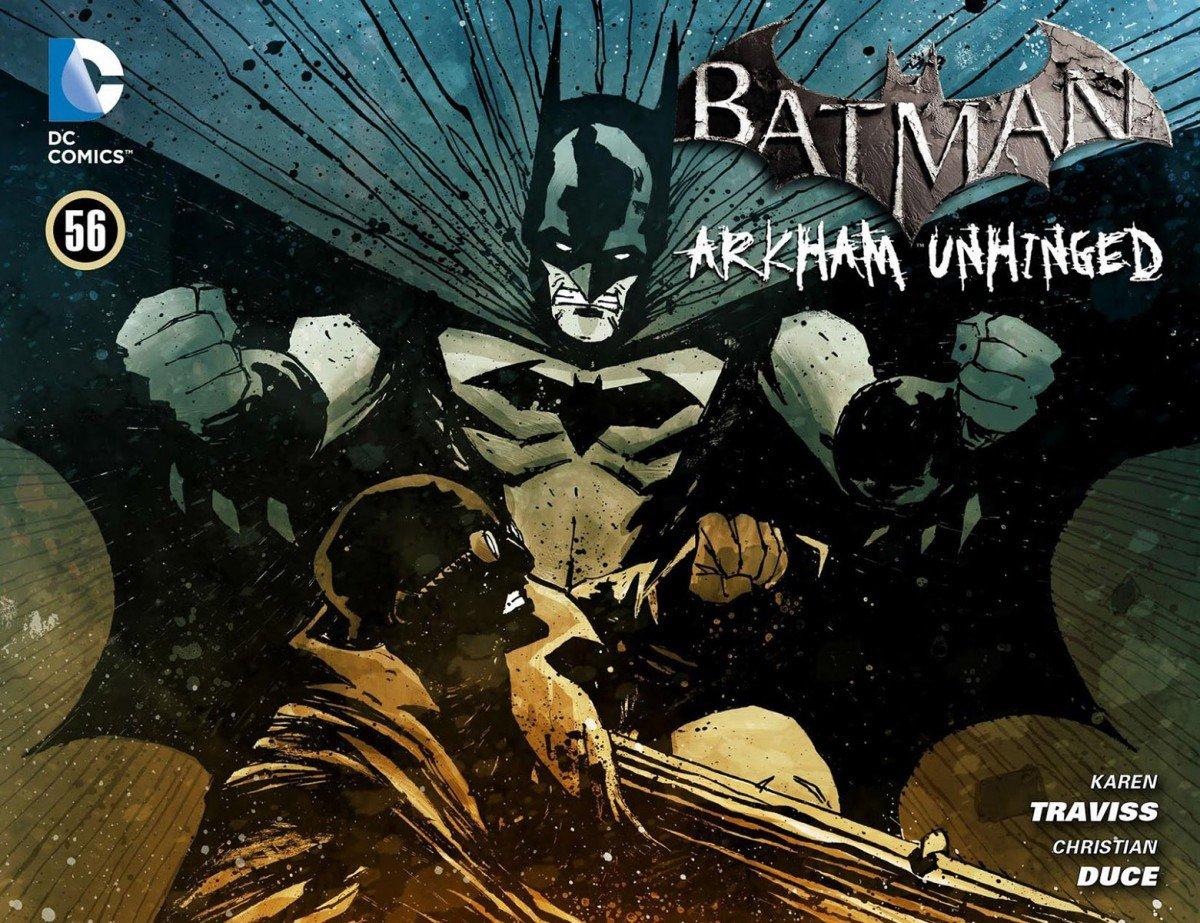 Batman: Arkham Unhinged 020 (chapter 56-58) (2012)