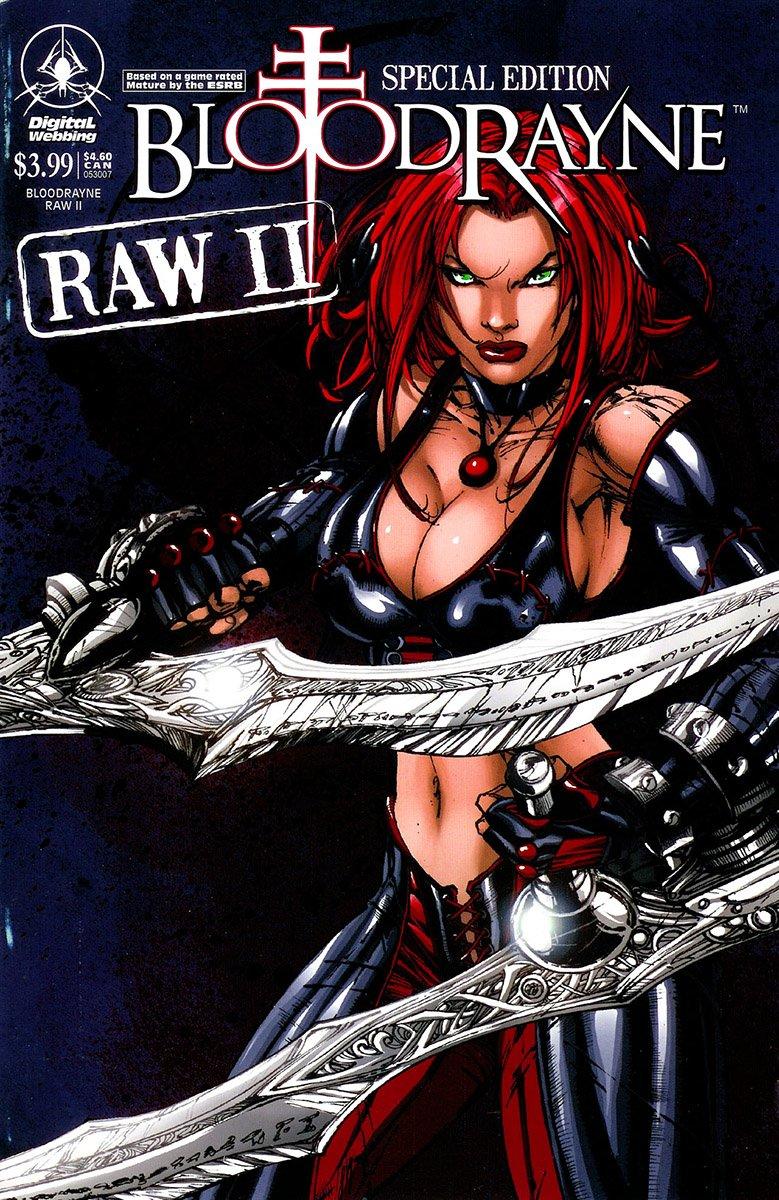 BloodRayne: Raw II (May 2007)
