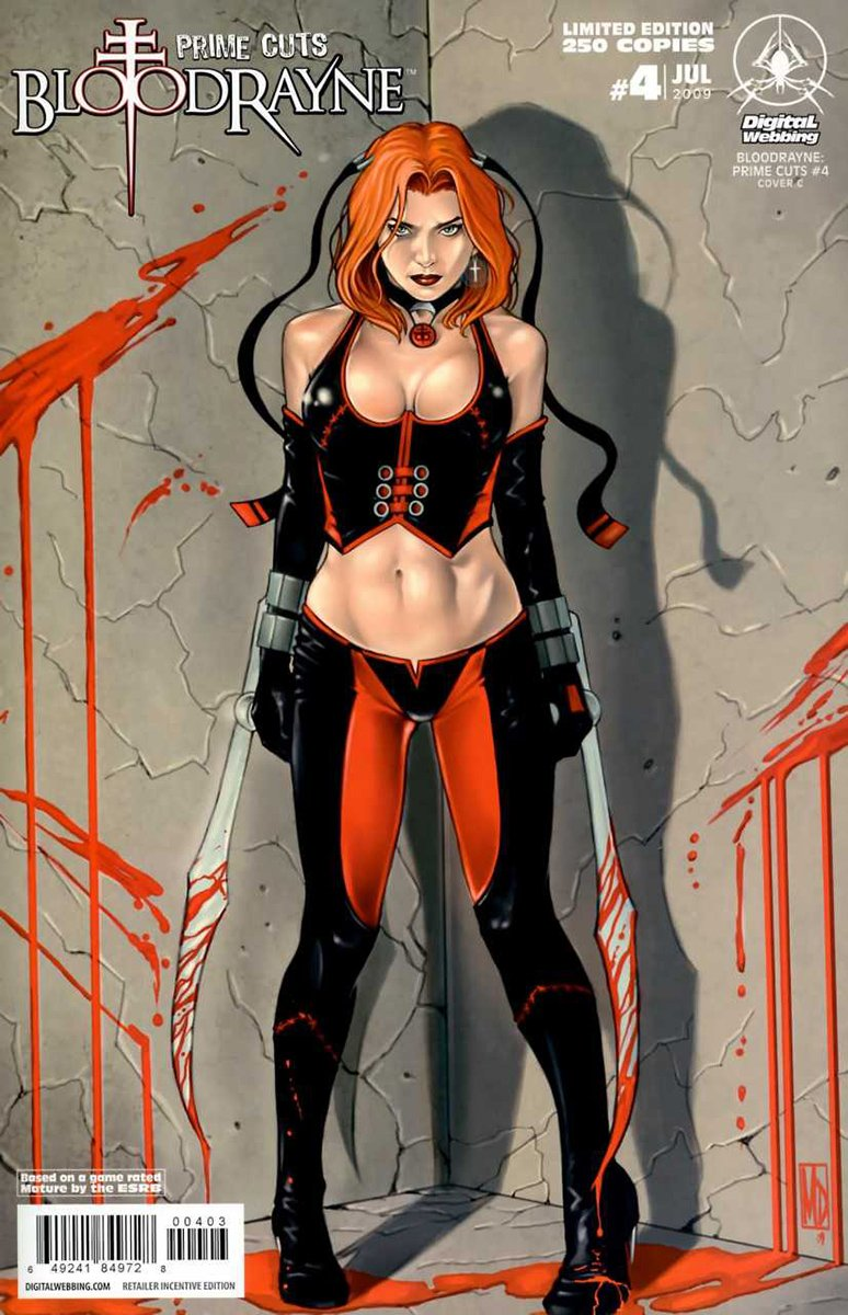 BloodRayne: Prime Cuts 04 (limited edition) (July 2009)