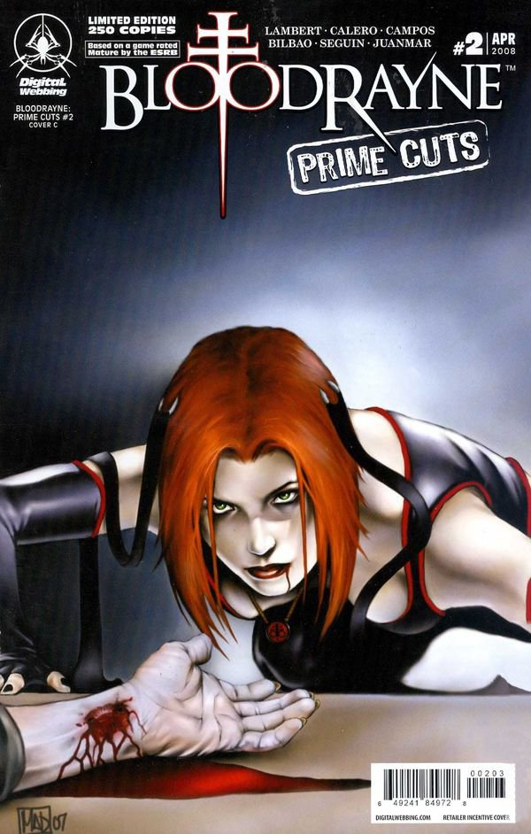 BloodRayne: Prime Cuts 02 (limited edition) (April 2008)