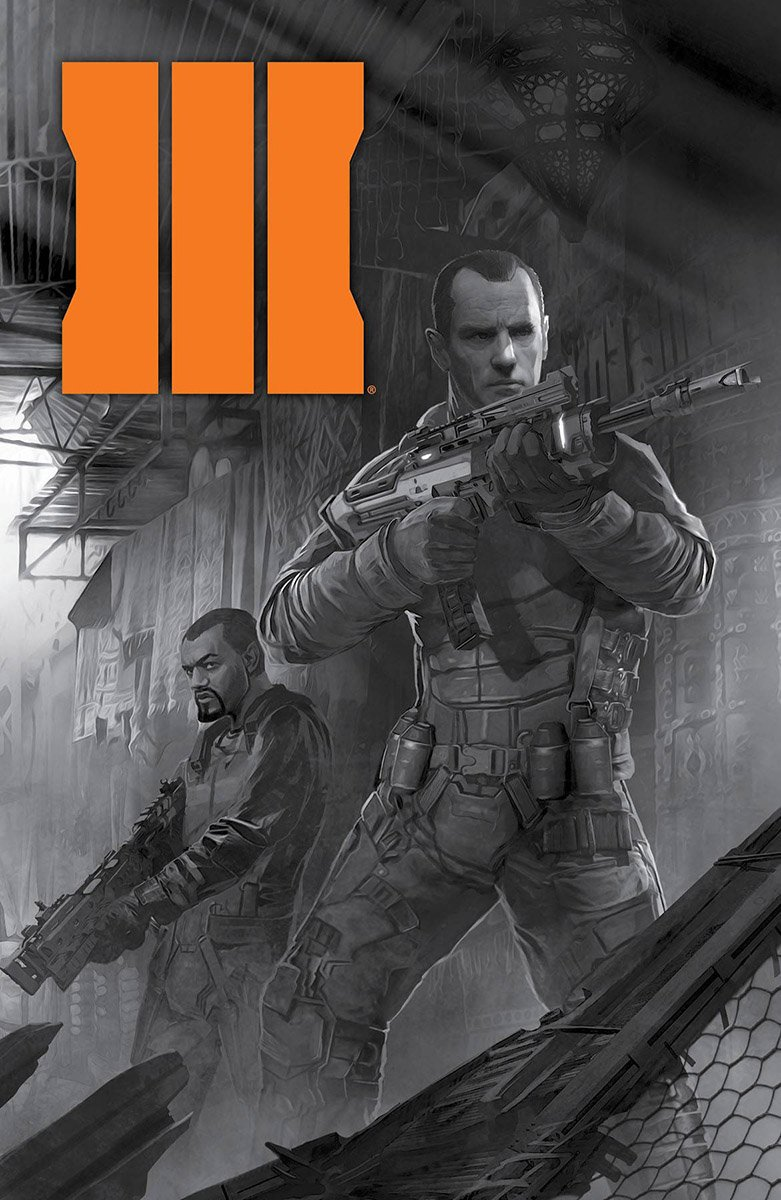 Call Of Duty - Black Ops III 001 (second print) (November 2015)