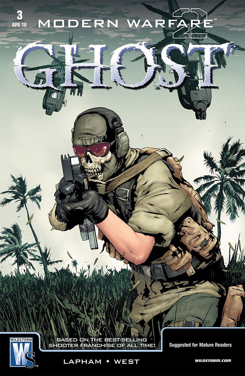 Modern Warfare 2: Ghost 03 (April 2010)