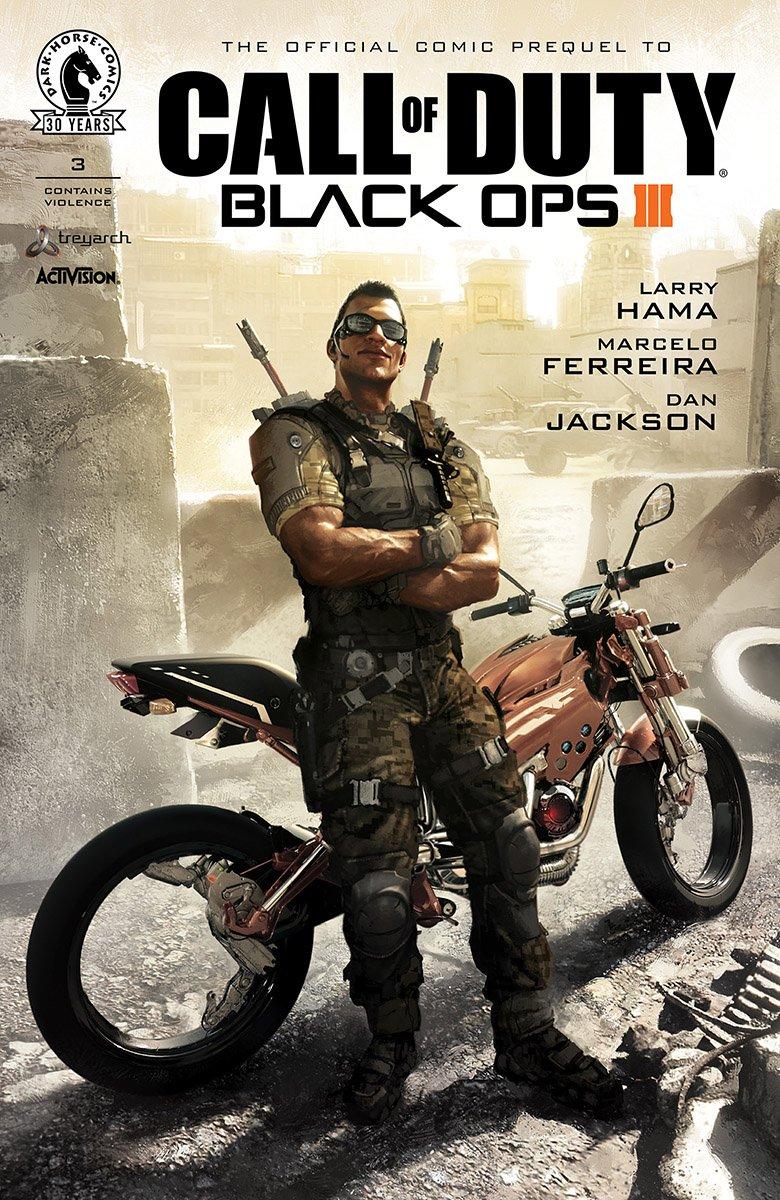 Call Of Duty - Black Ops III 003 (January 2016)