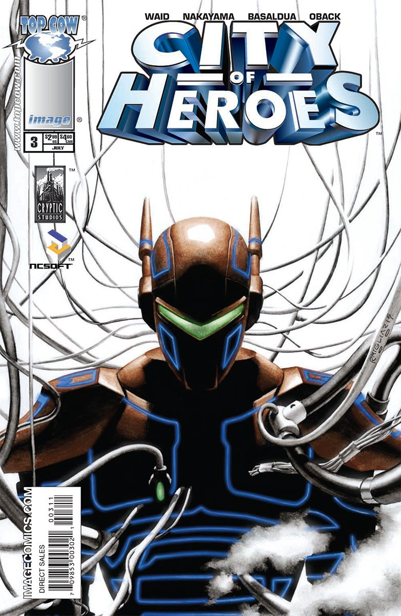City of Heroes v2 03 (August 2005)