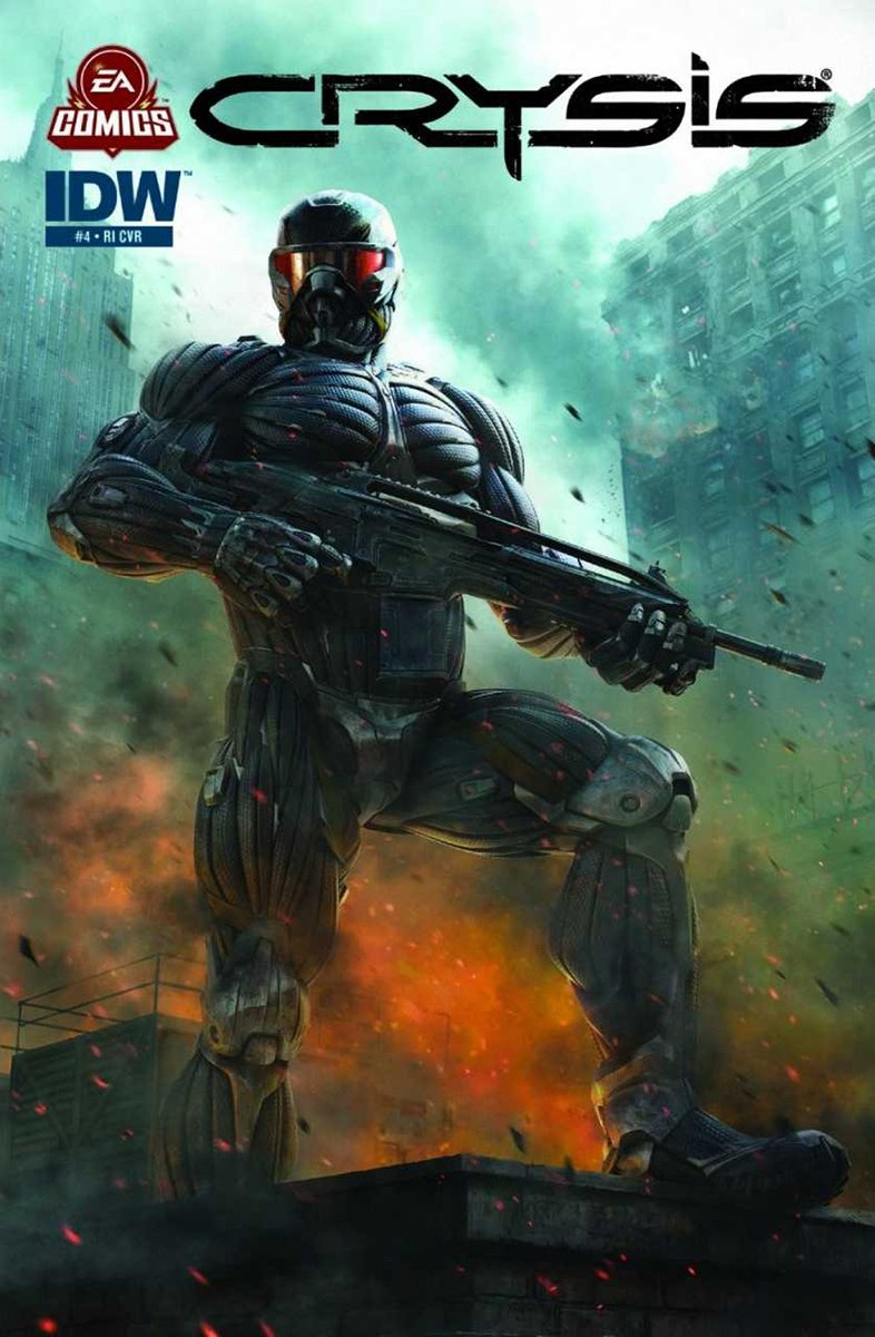 Crysis 04 (variant) (September 2011)