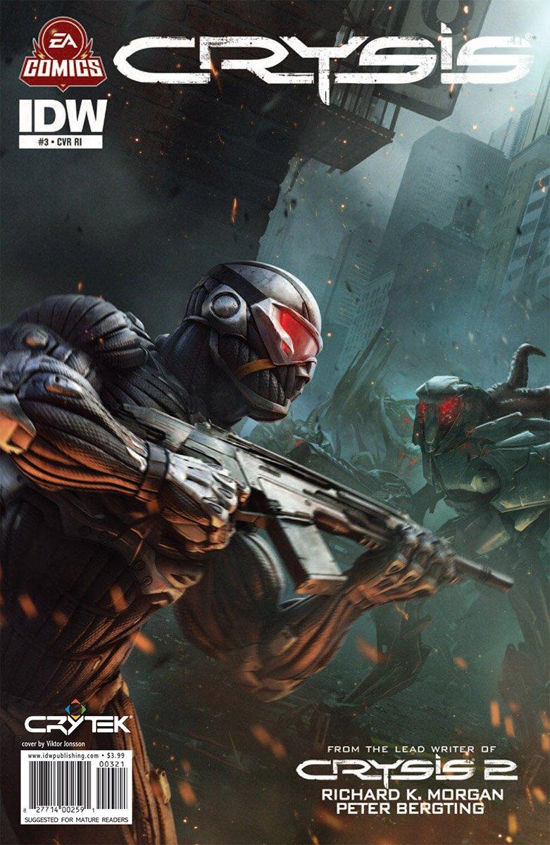Crysis 03 (variant) (August 2011)