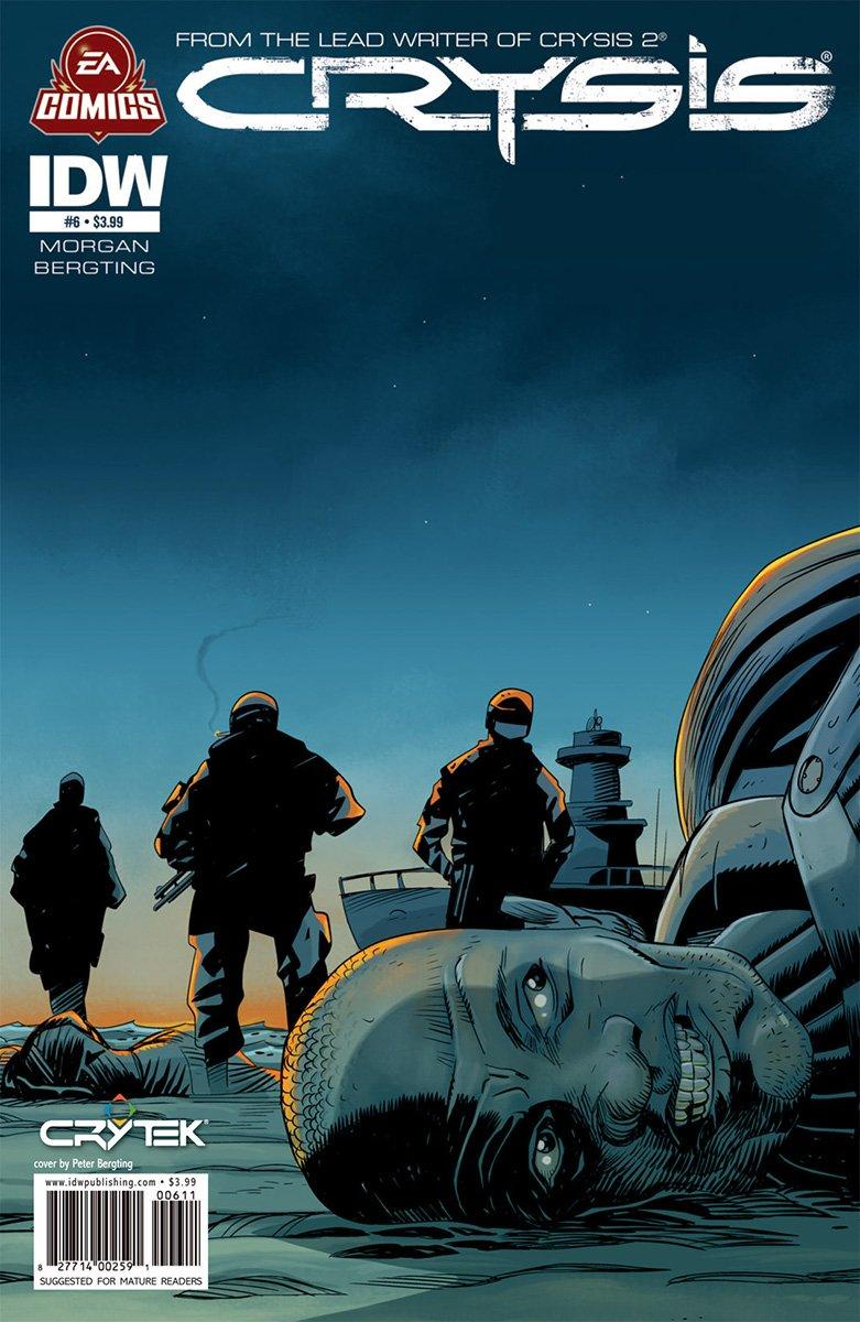 Crysis 06 (October 2011)