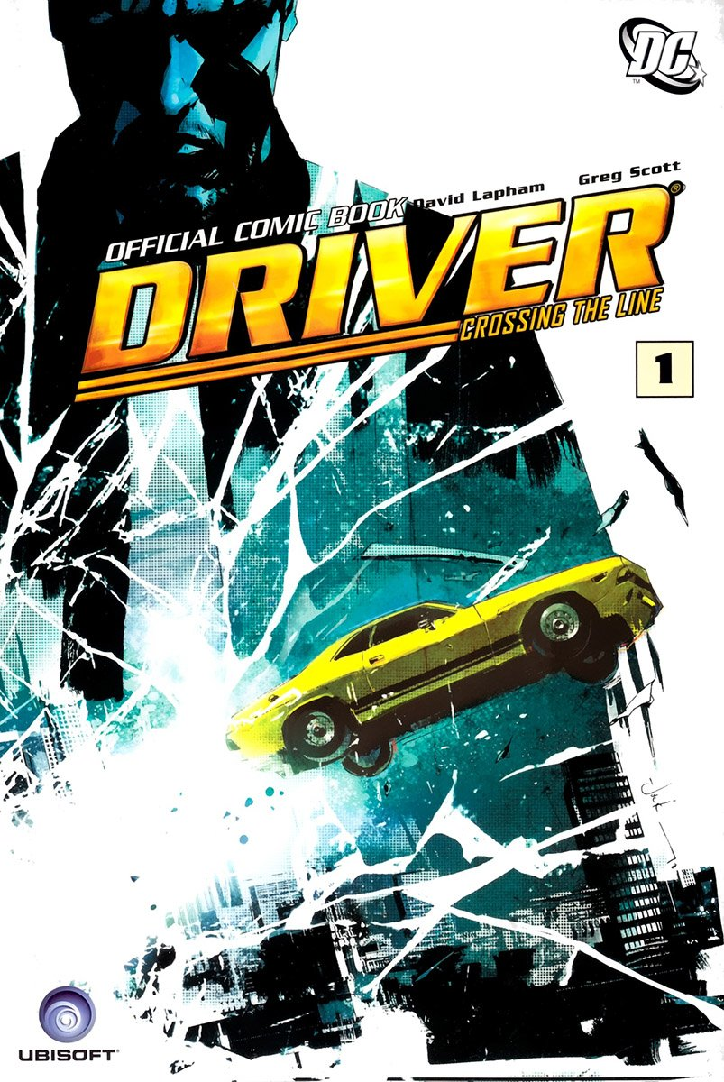 Driver: Crossing The Line (August 2011)