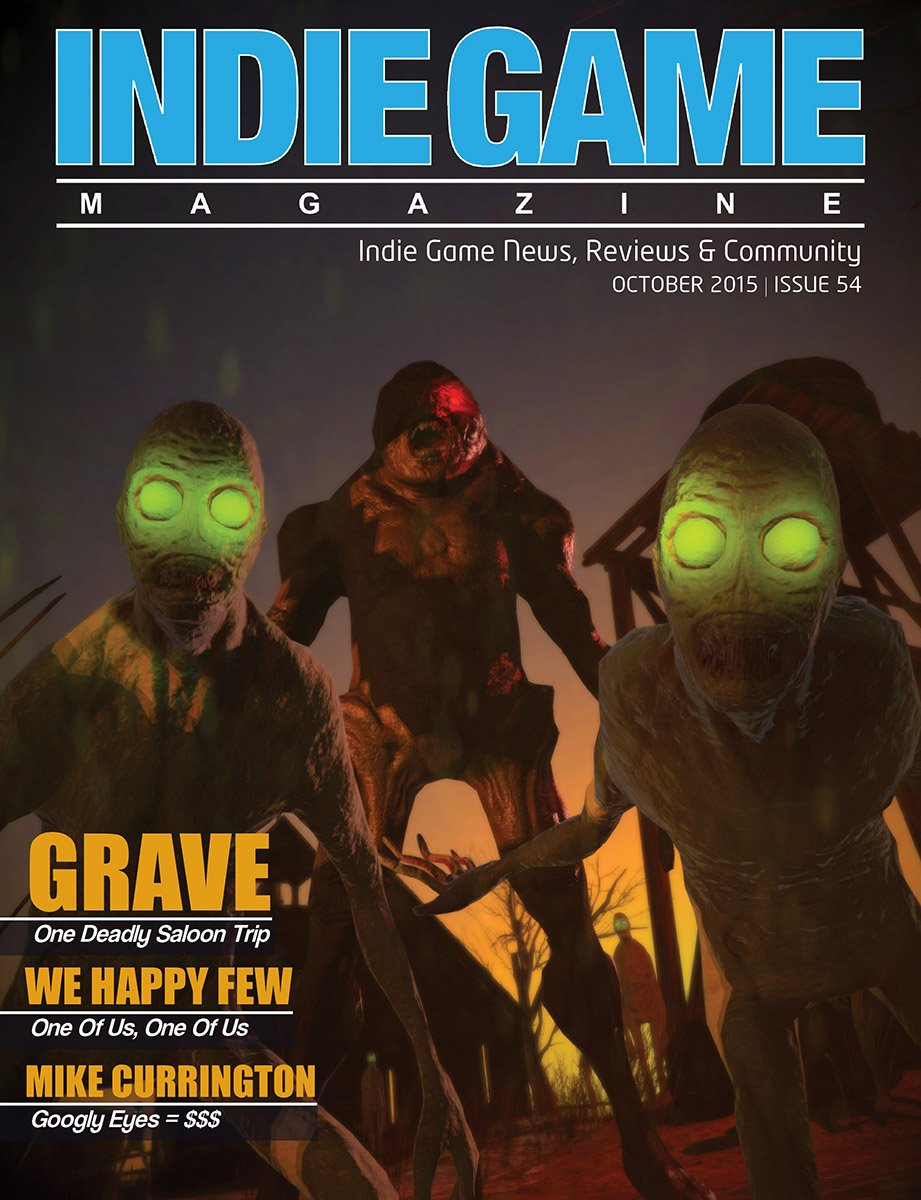 Indie Game Magazine 054 October 2015