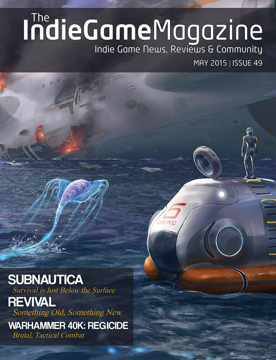Indie Game Magazine 049 May 2015