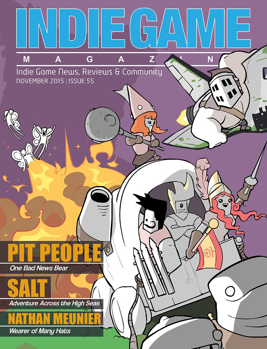 Indie Game Magazine 055 November 2015