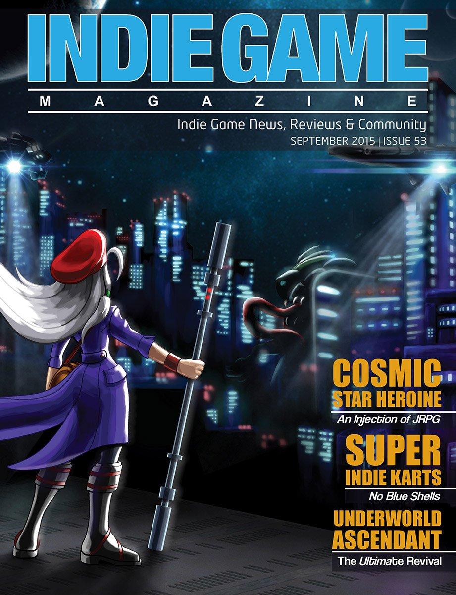 Indie Game Magazine 053 September 2015