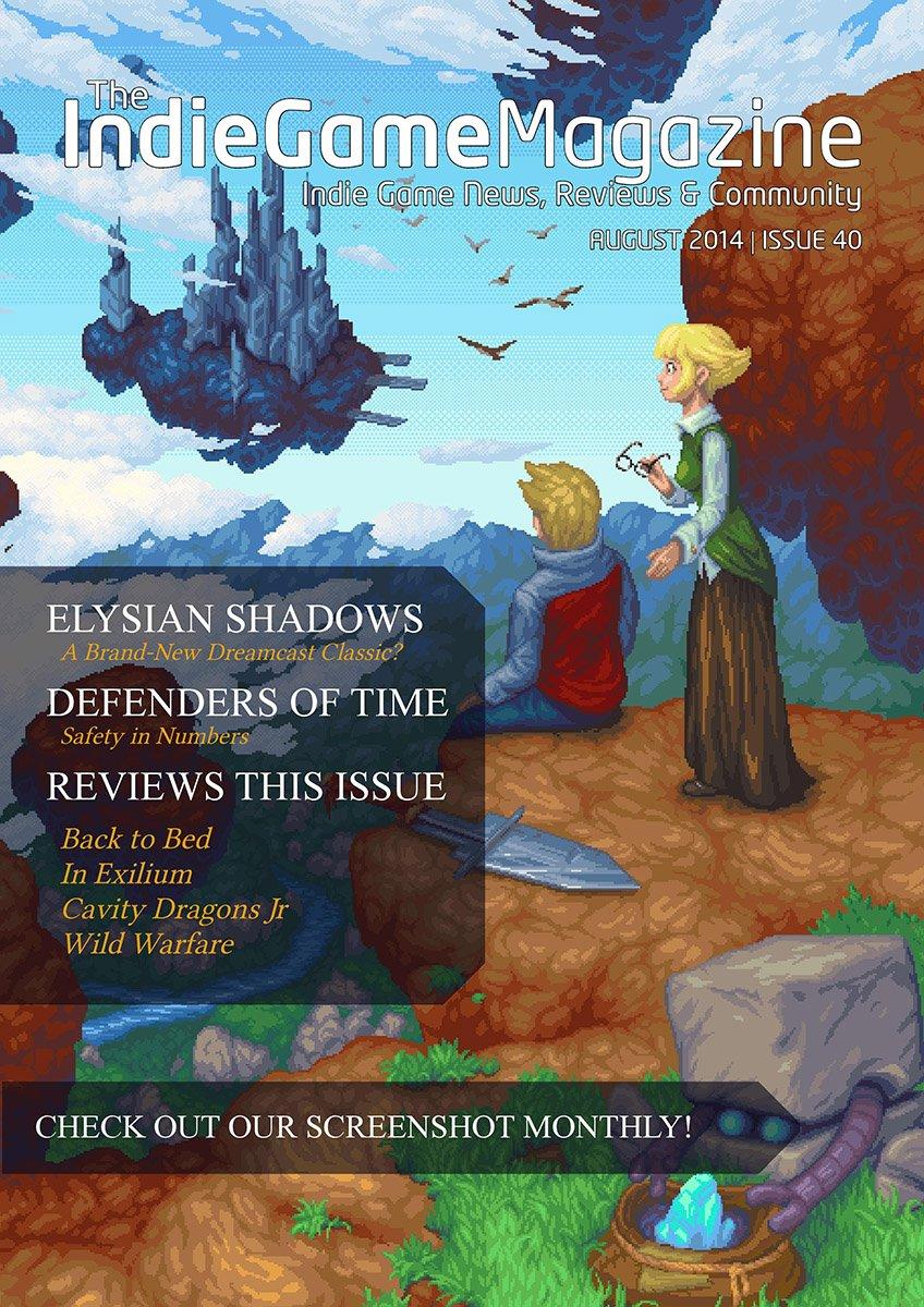 Indie Game Magazine 040 August 2014