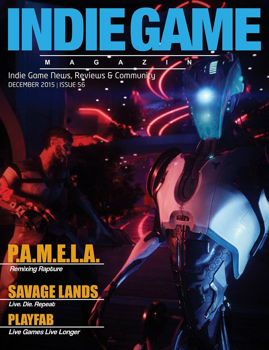Indie Game Magazine 056 December 2015