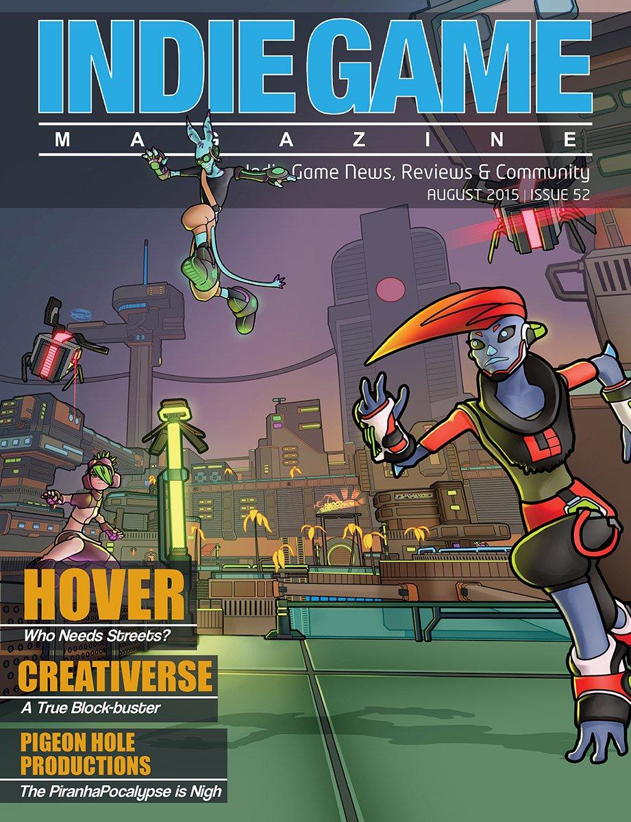 Indie Game Magazine 052 August 2015