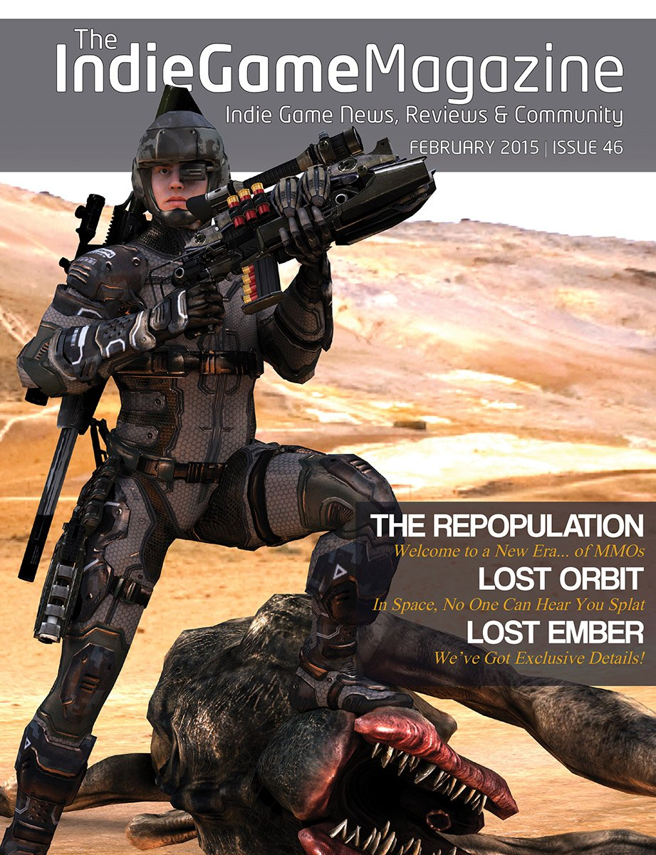Indie Game Magazine 046 February 2015