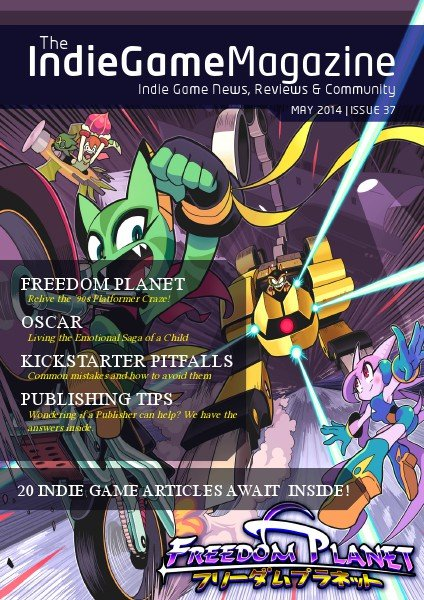 Indie Game Magazine 037 May 2014