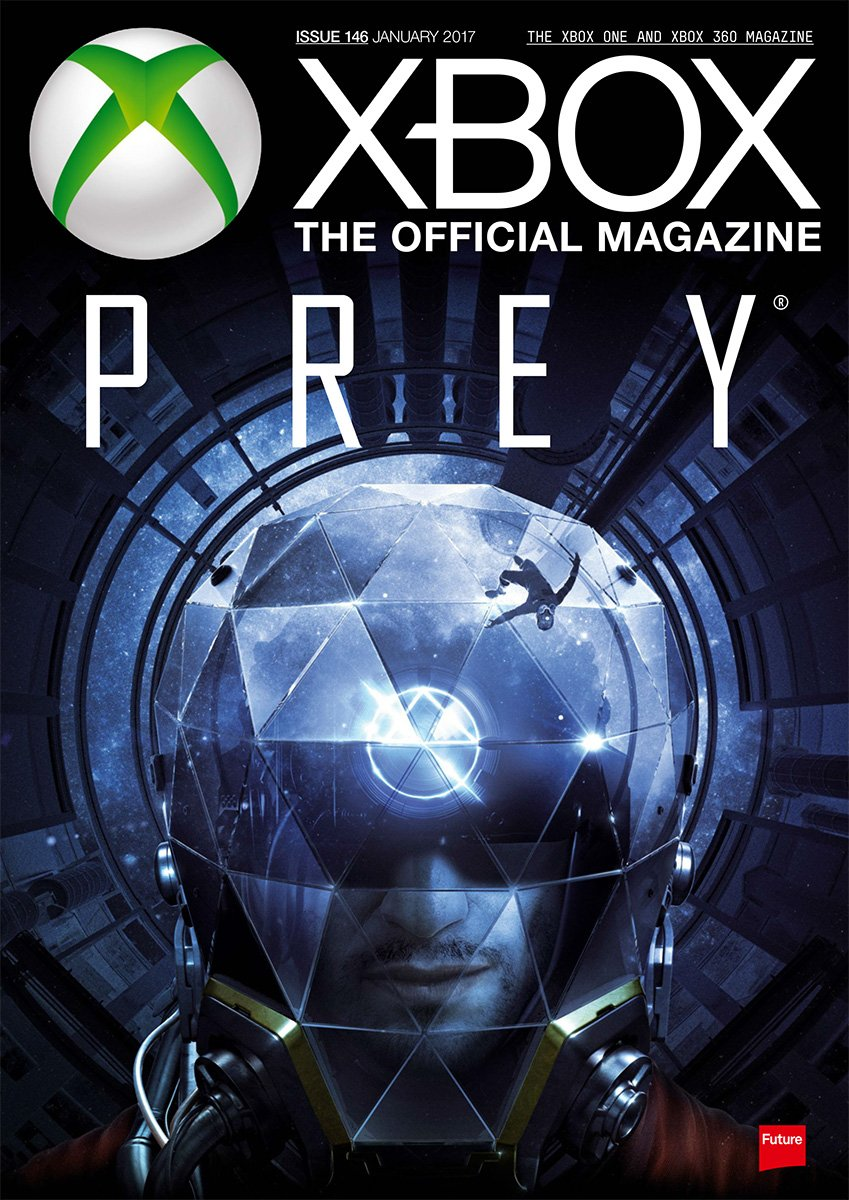 XBOX The Official Magazine Issue 146 January 2017