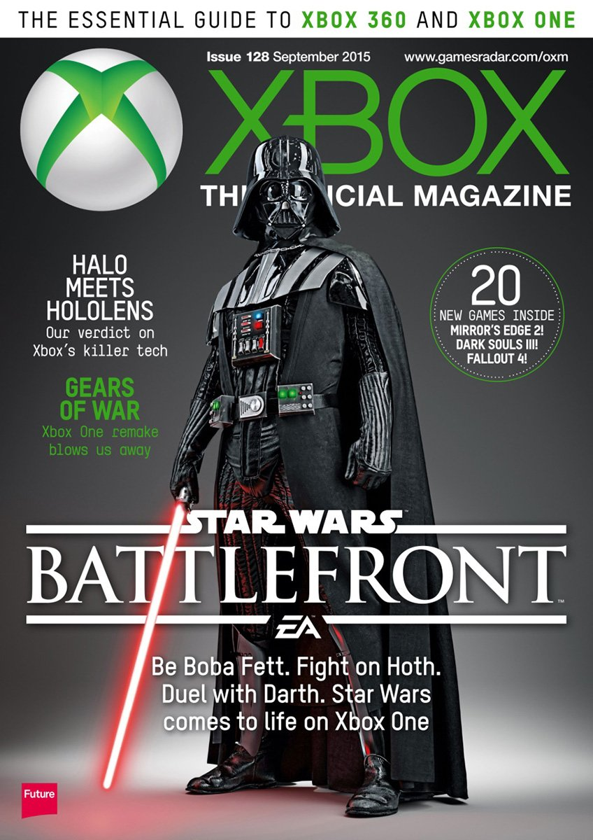 XBOX The Official Magazine Issue 128 September 2015