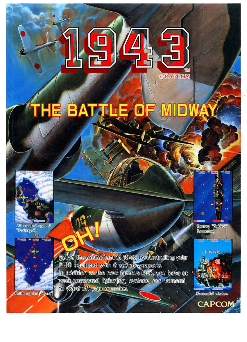 1943: The Battle Of Midway (1987) (USA)