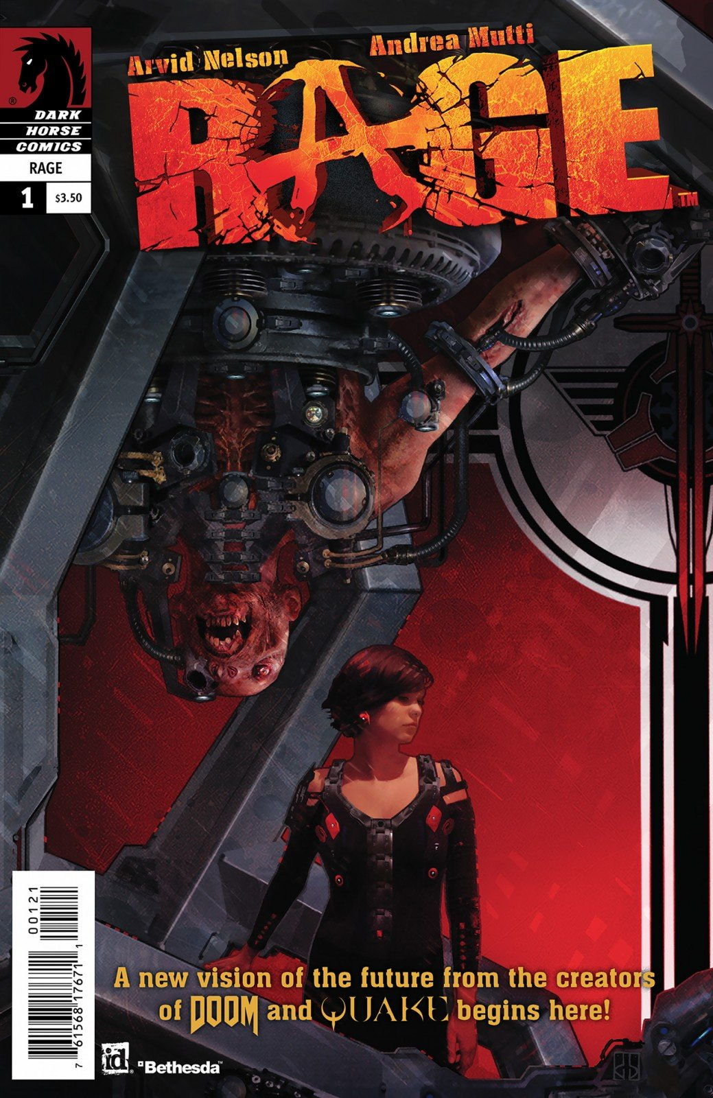 Rage 01 (cover b) (June 2011)