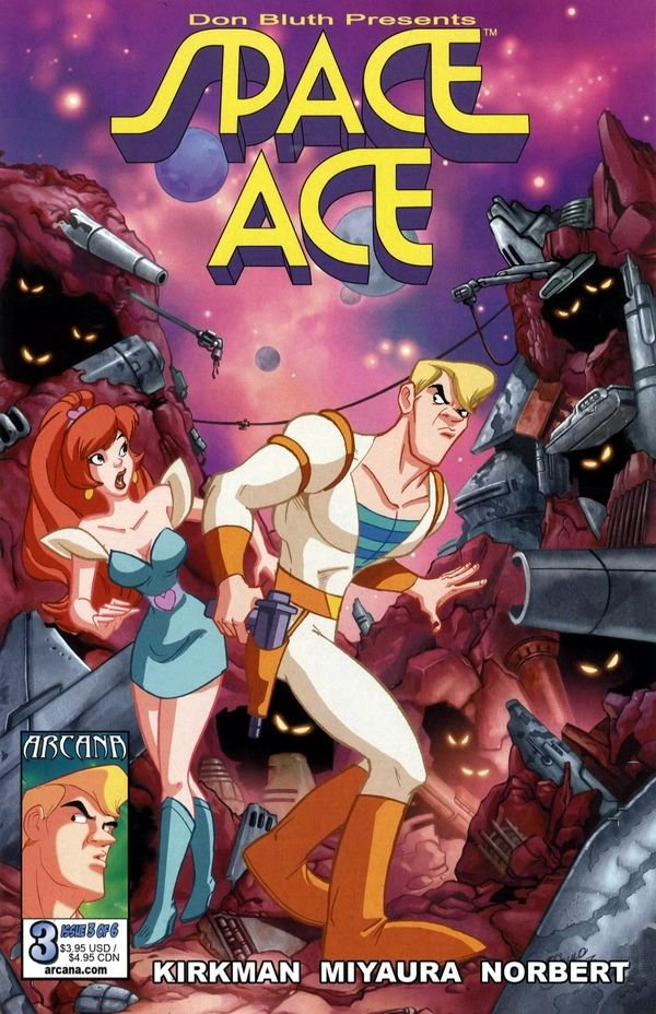 Space Ace Issue 03 (November 2009)