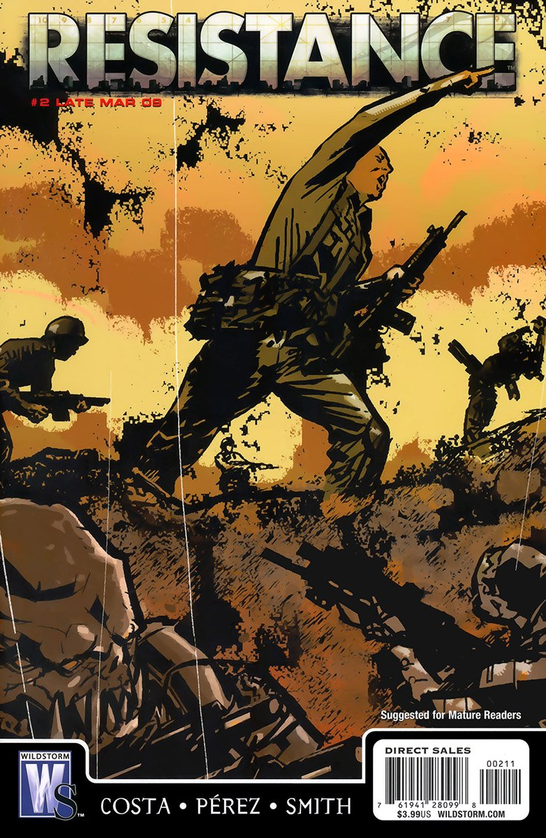 Resistance Issue 02 (March 2009)