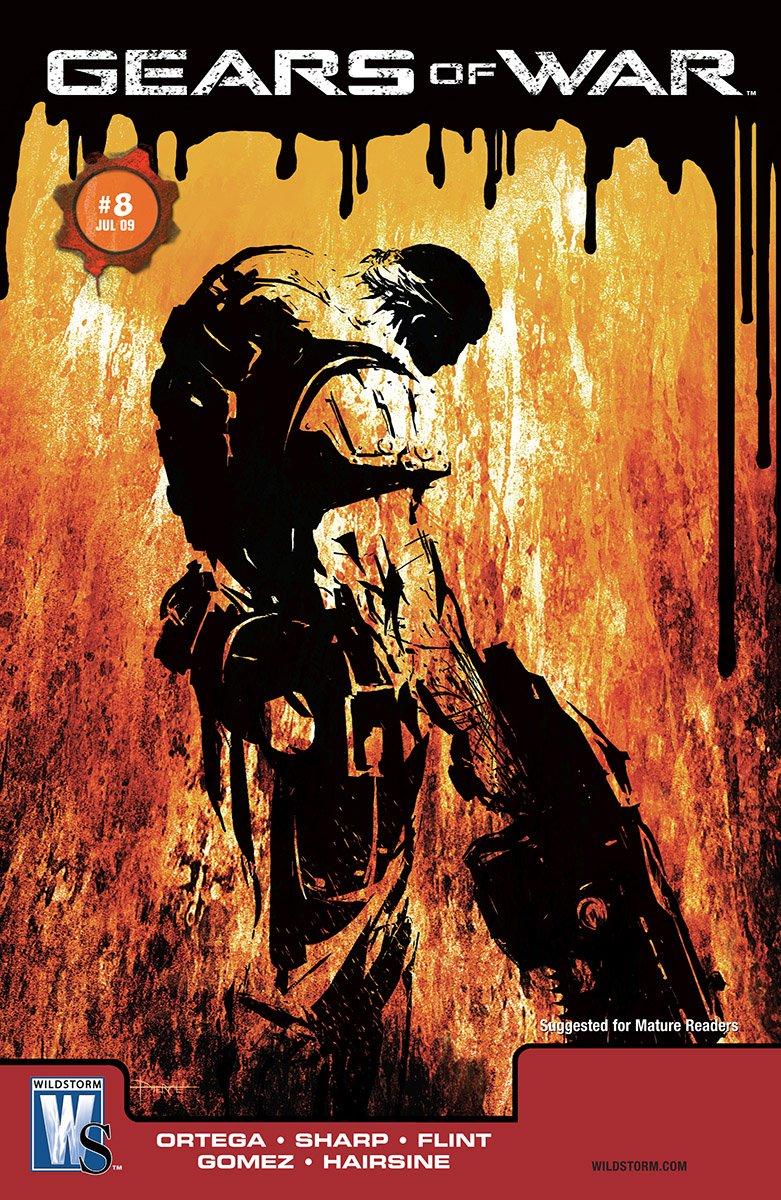 Gears of War Issue 008 (July 2009)