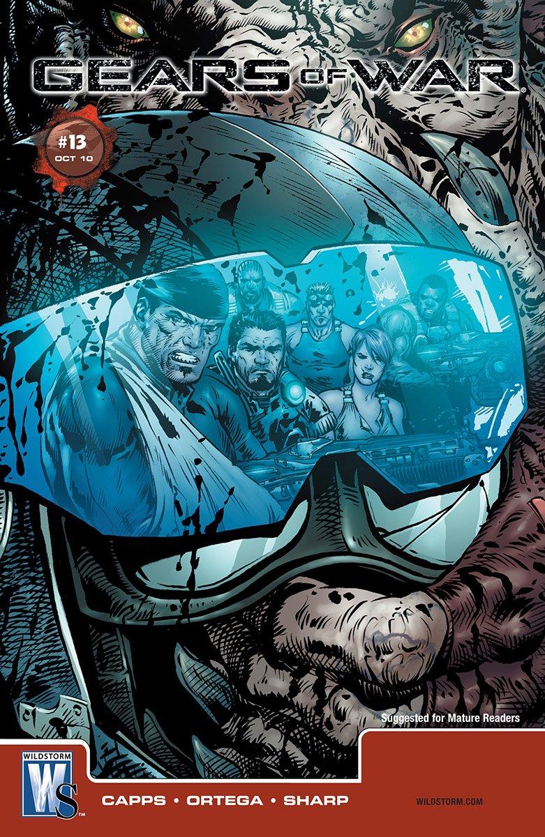 Gears of War Issue 013 (October 2010)