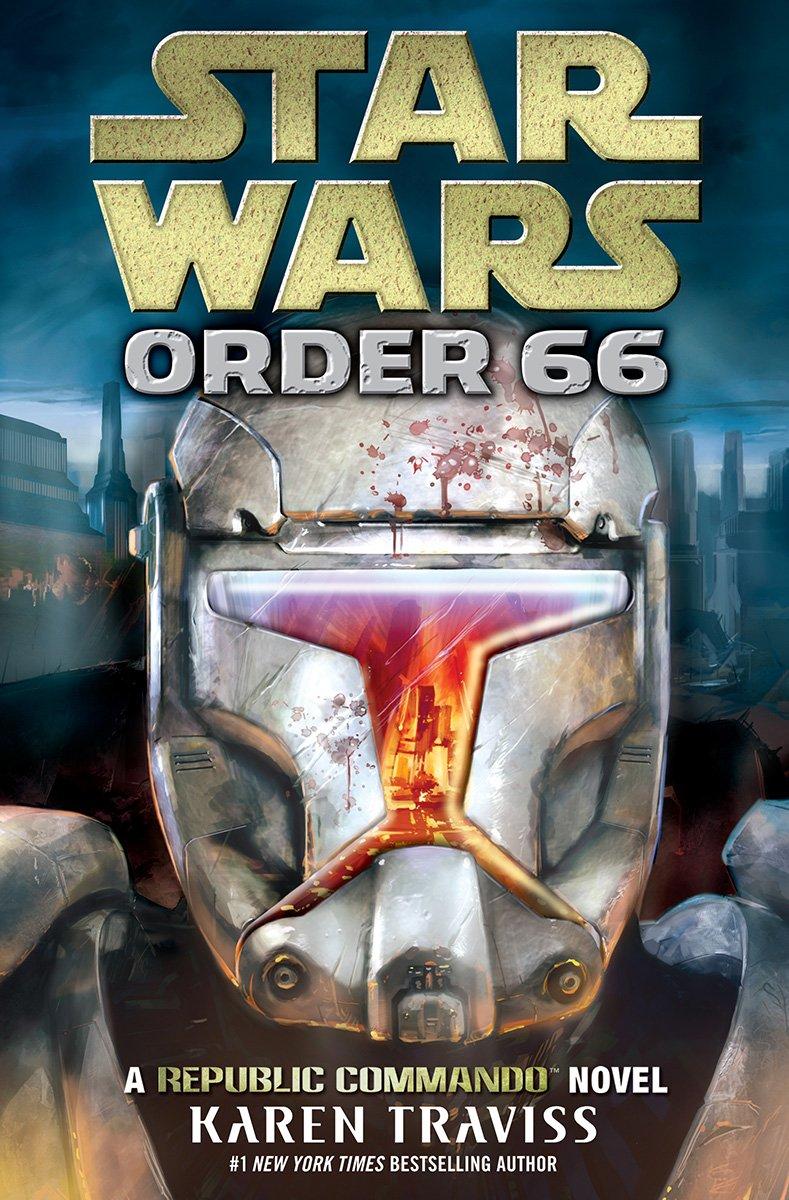 Star Wars Republic Commando: Order 66 (original solicitation cover) (September 2008)