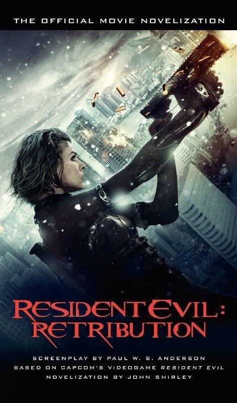Resident Evil: Retribution (September 2012)