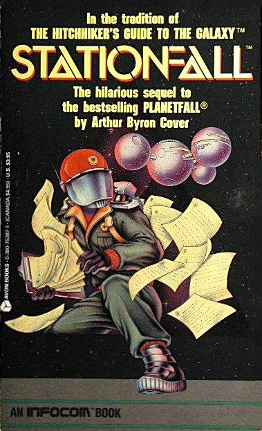 Stationfall (December 1989)