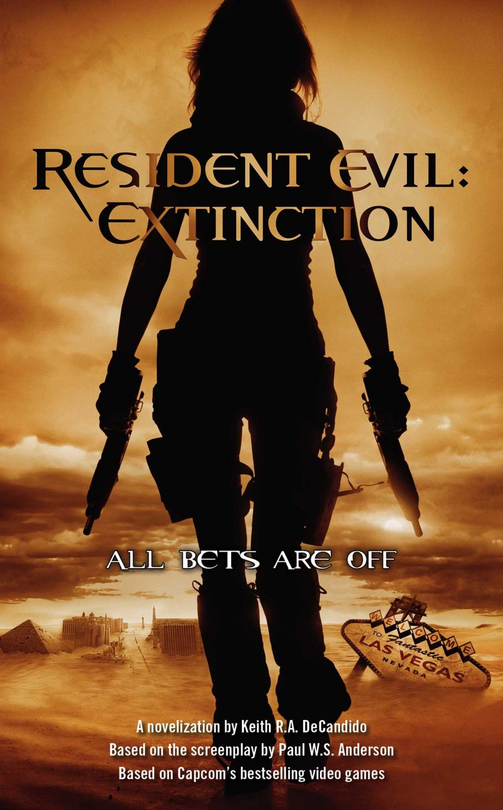 Resident Evil: Extinction (July 2007)