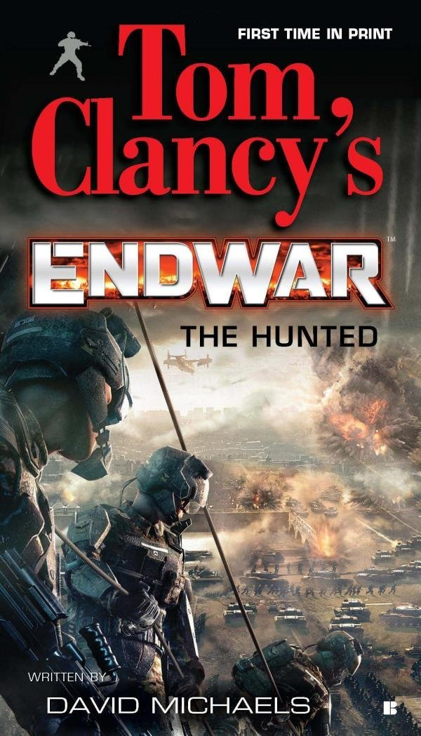 Tom Clancy's EndWar: The Hunted (February 2011)