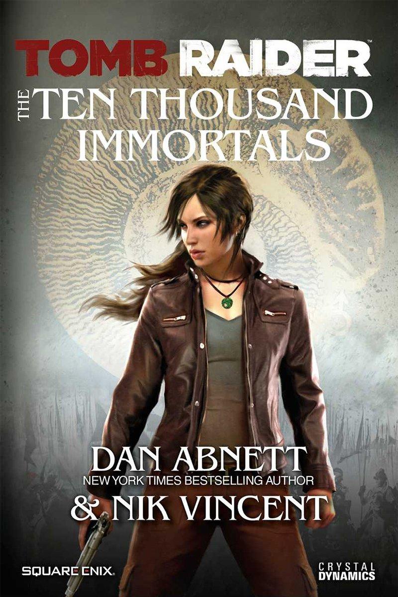 Tomb Raider: The Ten Thousand Immortals (October 2014)