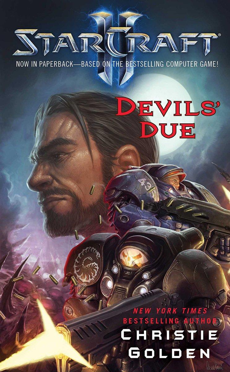Starcraft II: Devil's Due (paperback)