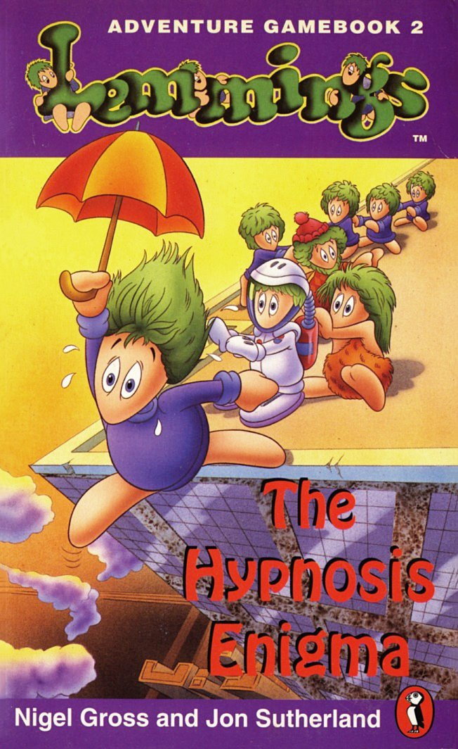 Lemmings: The Hypnosis Enigma (April 1995)