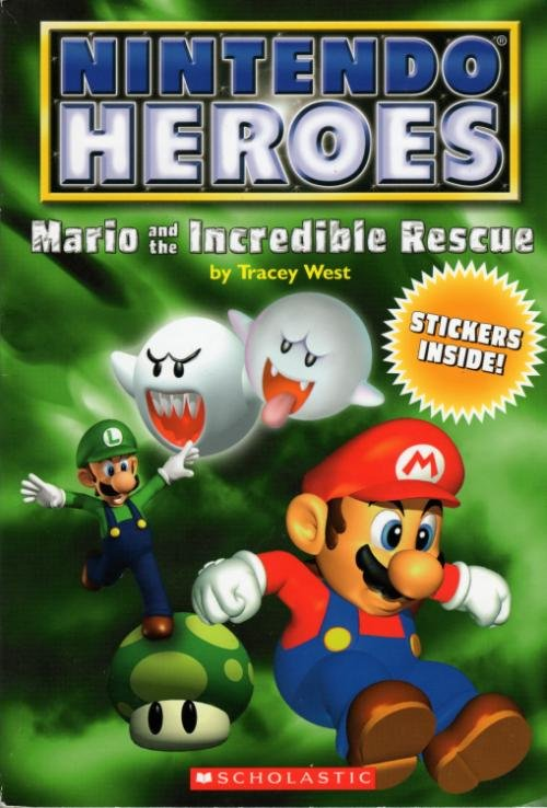 Nintendo Heroes: Mario And The Incredible Rescue (2006)