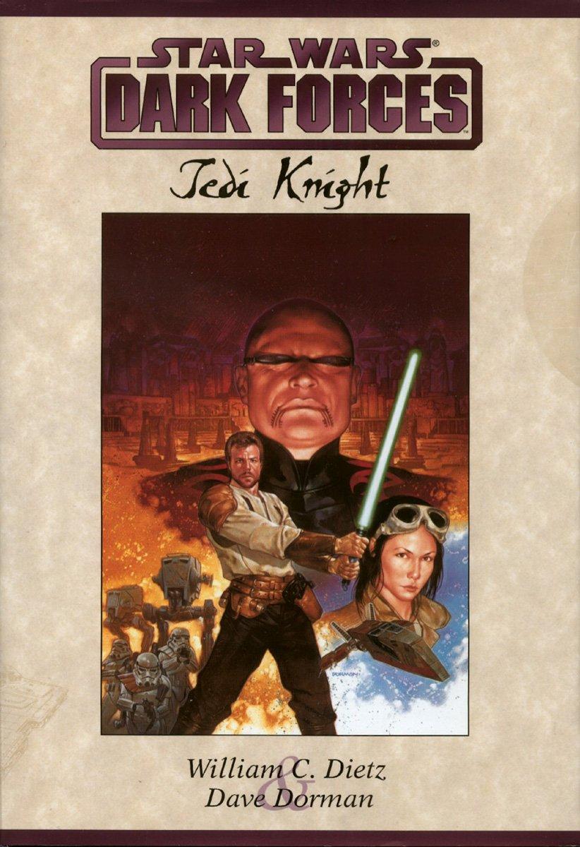 Star Wars Dark Forces: Jedi Knight (October 1998)